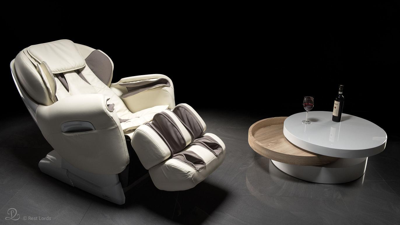 Massaggio Esclusivo - fotele masujące Rest Lords