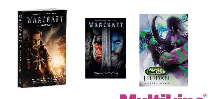 warcraft książki